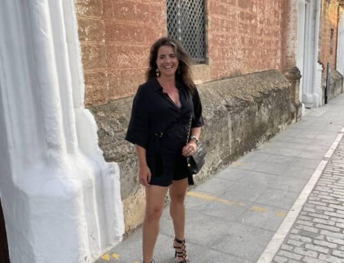 Vestir de negro en verano 2021